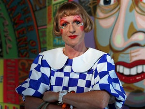 Grayson Perry keen to appear on Strictly Come Dancing