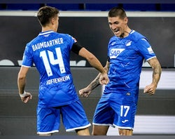 Man United 'want Hoffenheim's Christoph Baumgartner'