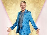 Jamie Laing on Strictly Come Dancing 2019