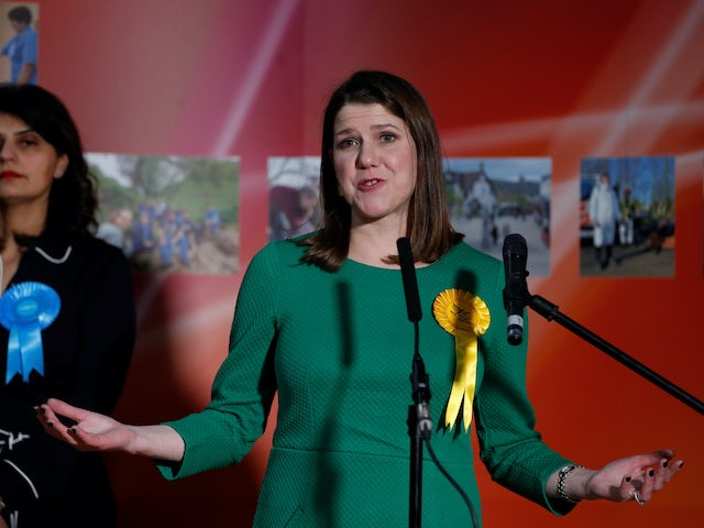 Liberal Democrats leader Jo Swinson loses her seat on December 13, 2020