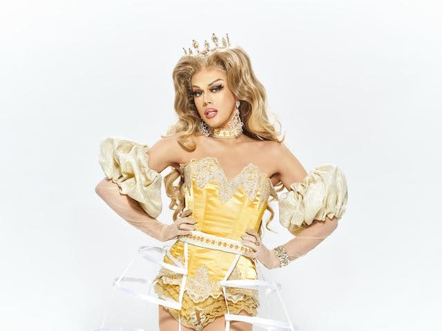 Lemon on Canada's Drag Race season one