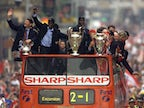 Remembering Manchester United's treble-winning season