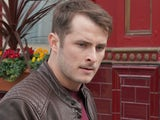 Max Bowden as Ben Mitchell in EastEnders on June 1, 2020
