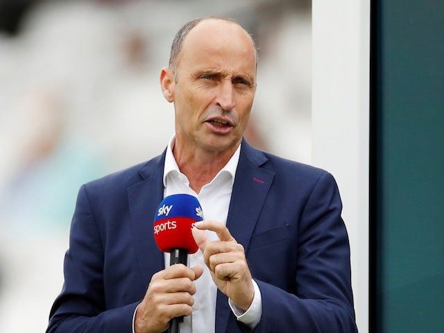 On this day: Former England captain Nasser Hussain retires