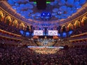 Last night of the BBC Proms in September 2015