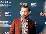 Ryan Gosling pictured in September 2018