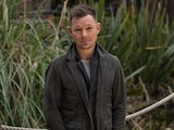 Adam Rickitt as Kyle in Hollyoaks