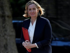 Amber Rudd to present programme on new Times Radio station