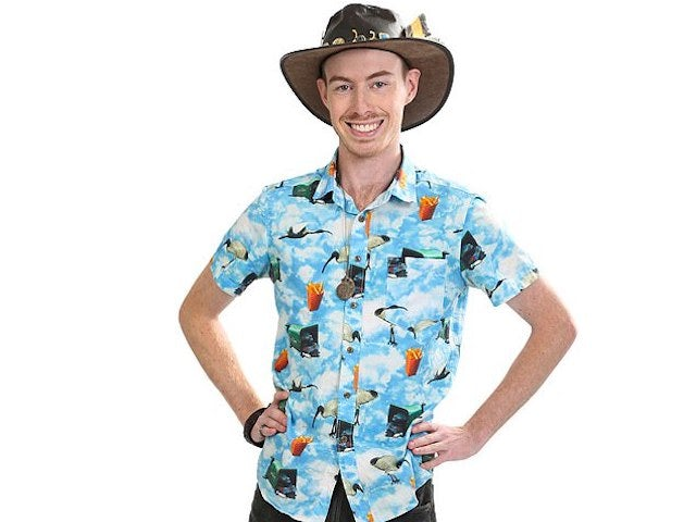 Ian on Big Brother Australia 2020