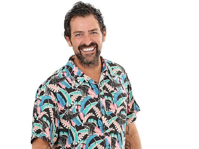 Shane on Big Brother Australia 2020