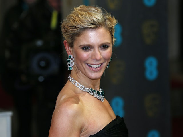 Emilia Fox pictured in February 2013