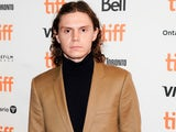 Evan Peters pictured on September 5, 2019