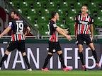 Result: Stefan Ilsanker brace fires Frankfurt past relegation-threatened Bremen