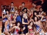 The cast of ITV's Gladiators