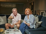 Harry Redknapp and Sandra Redknapp on Celebrity Gogglebox