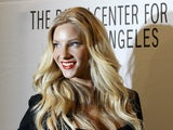 Glee star Heather Morris pictured in 2011