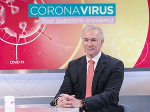 Doctor Hilary warns of second wave of coronavirus in two weeks