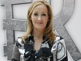JK Rowling pictured in July 2016