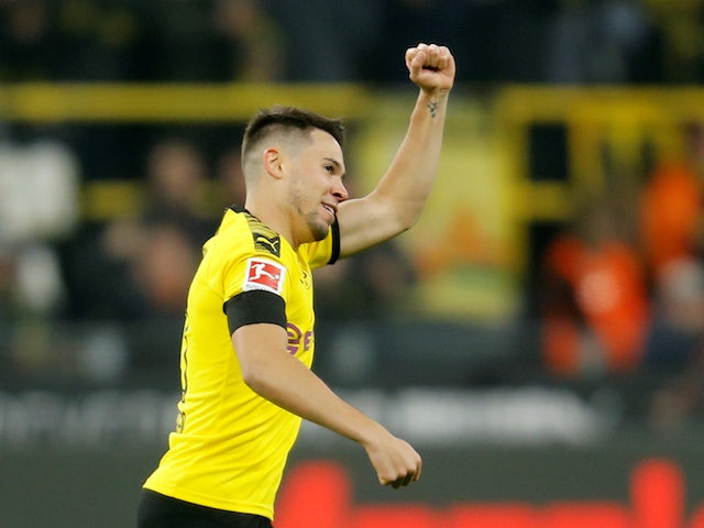 Real Madrid eye move for Raphael Guerreiro?
