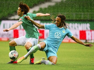 European hopefuls Wolfsburg pile more misery on Werder Bremen