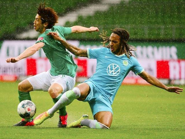 Result: European hopefuls Wolfsburg pile more misery on Werder Bremen