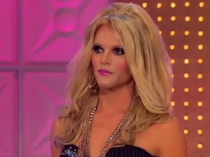 "Drag Race's Willam accuses Lea Michele of ""subhuman"" treatment"