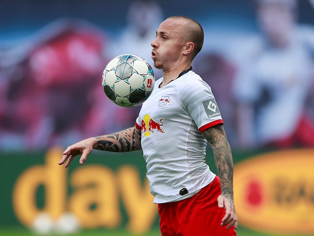 Barcelona 'eyeing summer move for Angelino'