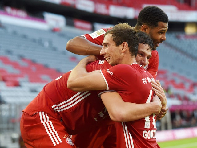 European roundup: Late winner leaves Bayern Munich one win from title