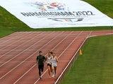 A general shot for the Birmingham Commonwealth Games in 2022