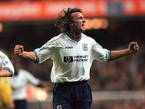 PFA Players' Player of the Year 1999: David Ginola