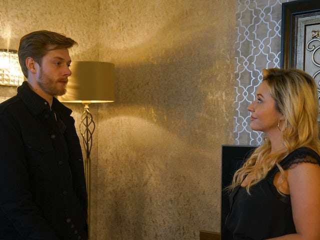 Daniel opens up to Nicky on Coronation Street on June 24, 2020