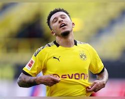 Dortmund 'set Sancho transfer deadline'