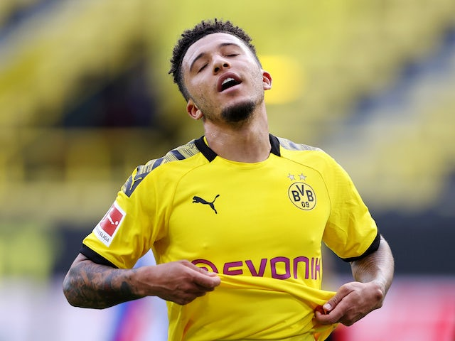 Dortmund 'set Sancho transfer deadline'