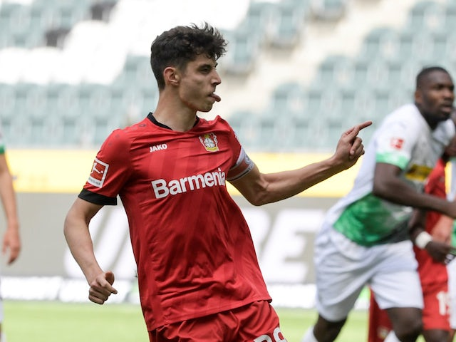 Havertz 'wants to join Werner, Rudiger at Chelsea'