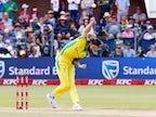 Australia's Kane Richardson backs ICC delaying decision on T20 World Cup
