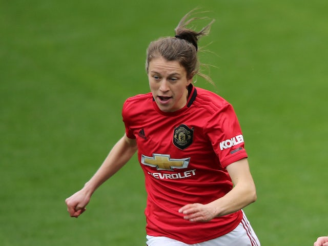 Scotland international Lizzie Arnot set to leave Manchester United ...
