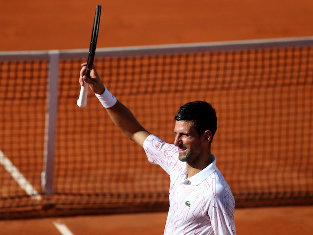 Novak Djokovic Rafael Nadal Among Players For First Atp Tournament Back Sports Mole