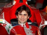 Alex Zanardi pictured in 1999