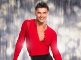 Aljaz Skorjanec on Strictly Come Dancing