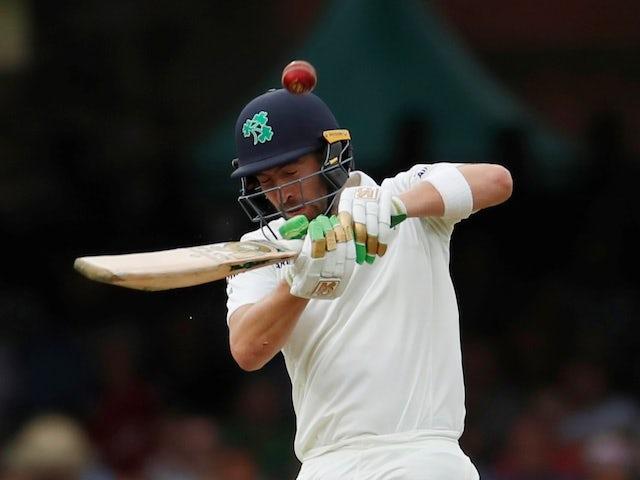 The Captain's Log: Ireland's Andy Balbirnie