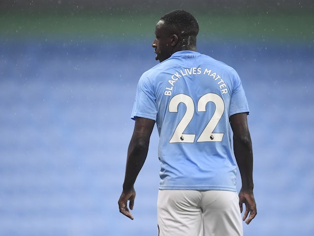 Benjamin Mendy talks up role football can play in fight against racism