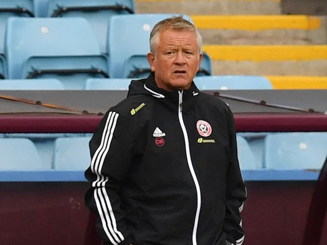 Chris Wilder urges Sheffield United players to remain on track