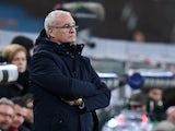Sampdoria manager Claudio Ranieri pictured in December 2019