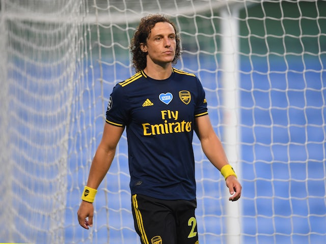 David Luiz hints he should have refused to play for Arsenal