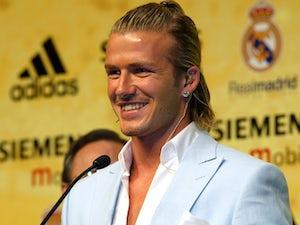 David Beckham 'signs deal for Netflix show'