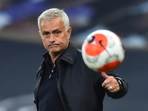 Tottenham manager Jose Mourinho aims dig at Arsenal