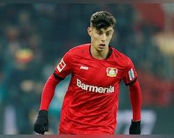 Rudiger wants Havertz to sign for Chelsea