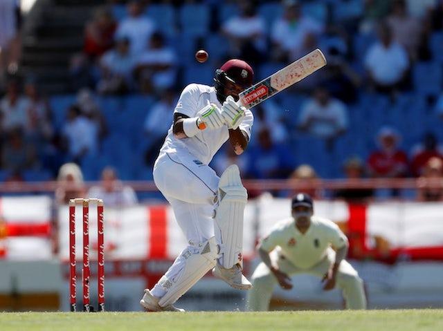 Kraigg Brathwaite takes advice from West Indies great Desmond Haynes for England tour