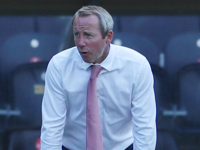 Charlton boss Lee Bowyer on June 20, 2020