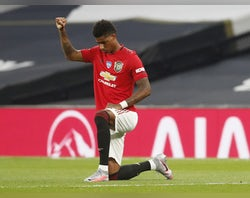 """Marcus Rashford excited by """"massive flood of positivity"""" at Manchester United"""
